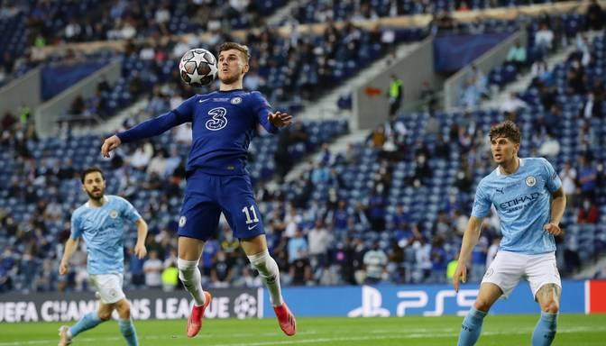 """Futbola fanus gaida izraujošs duelis Premjerlīgā – līdere """"Chelsea"""" tiekas ar čempioni """"Manchester City"""""""