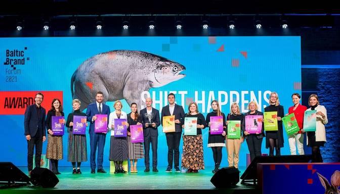 Noskaidroti 2021. gada mīlētākie, zaļākie un cilvēcīgākie zīmoli