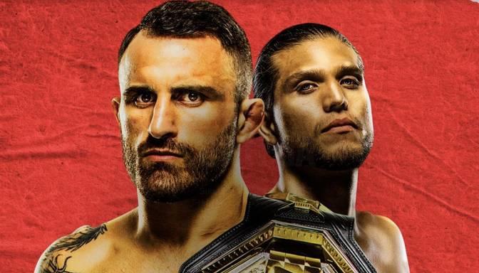 Lasvegasas oktagonā notiks divas cīņas par UFC čempionu tituliem