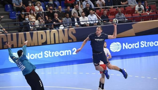 Krištopāna PSG izcīna uzvaru EHF Čempionu līgas otrajā spēlē