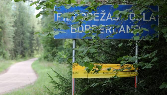 NA deputāti piedāvā sodīt personas, kas nelikumīgi šķērsojušas Latvijas robežu un kam atteikts bēgļa statuss