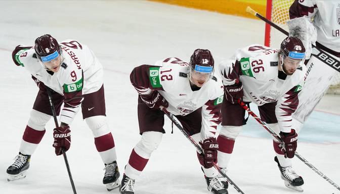 Zināms Latvijas hokeja izlases spēļu kalendārs un maču laiki Pekinas olimpiskajās spēlēs