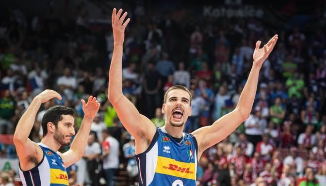 Par Eiropas čempionāta volejbolā MVP atzīts Itālijas izlases kapteinis Džannelli