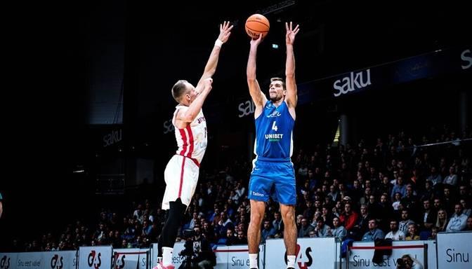 """Latviešu pārstāvētā """"Kalev""""/""""Cramo"""" iekļūst FIBA Čempionu līgas pamatturnīrā"""