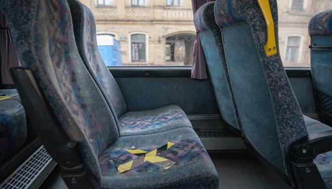 Vairākos Madonas maršruta autobusos pārvietojies saslimušais ar Covid-19