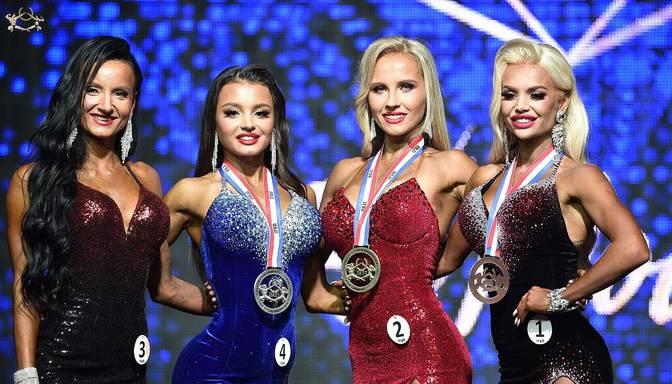 """Latvijas sportiste Ksenija Zavodovskaja kļūst par 2021.gada IFBB Eiropas """"Fit Model"""" čempioni"""