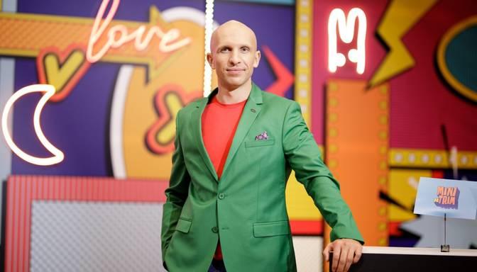 """TV3 būs jautra televīzijas spēle """"Mini pa trim"""""""