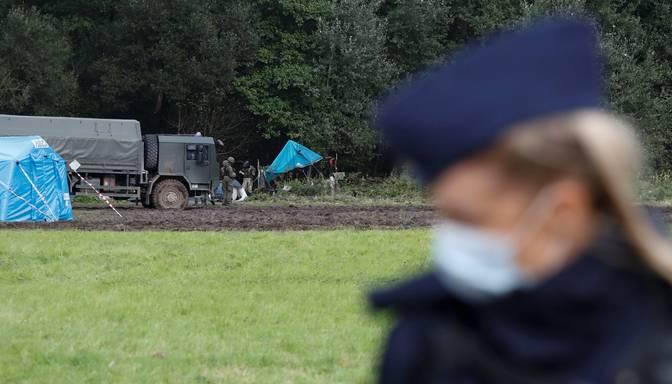 Brisele vēlas iejaukties Polijas robežas apsardzībā