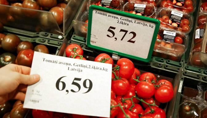 OECD brīdina, inflācija saglabāsies augsta vēl vismaz divus gadus