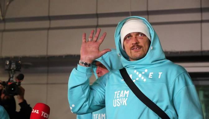 """Usiks: """"Man ļoti patiktu, ja revanšu varētu aizvadīt Kijevas olimpiskajā stadionā"""""""
