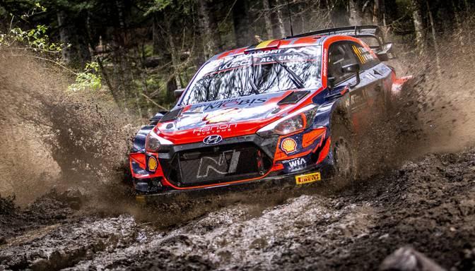 WRC rallija posma rīkošanai Latvijā kopumā nepieciešami 2,85 miljoni eiro