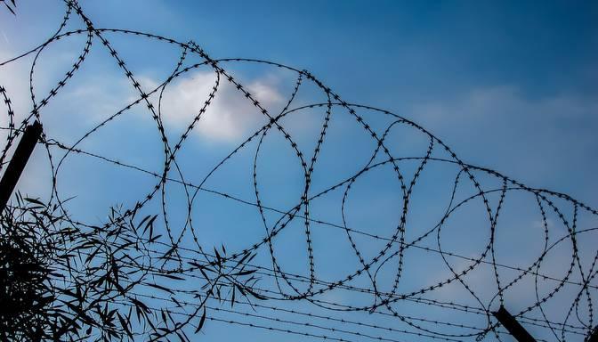 Nākamnedēļ uz Latvijas-Baltkrievijas robežas plānots uzstādīt Slovēnijas dāvināto piecus kilometrus garo dzeloņstiepļu žogu
