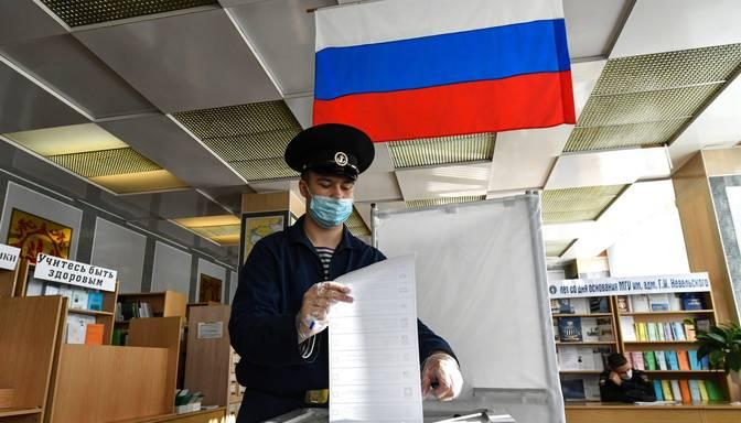Krievijas vēlēšanu komisija ziņo par ārvalstu iejaukšanos vēlēšanās