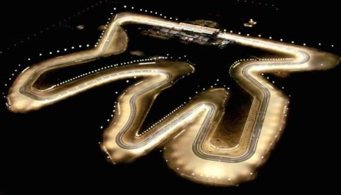 Jau šosezon F1 kalendāram pievienojusi nakts posmu Katarā