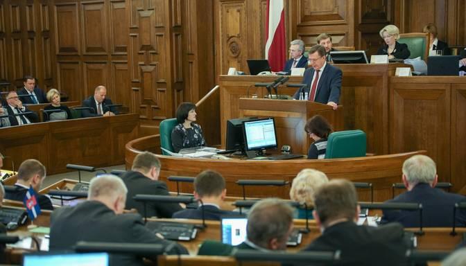 Saeimas deputāti spriedīs par Krievijas parlamenta vēlēšanām