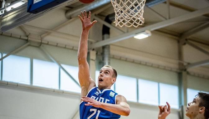 Trīs no četrām Latvijas basketbola komandām uzvar Igaunijas vienības