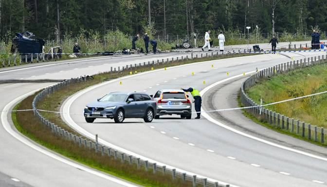 """Autoavārijā Zviedrijā miris """"Muhameda karikatūrists"""" Larss Vilks"""