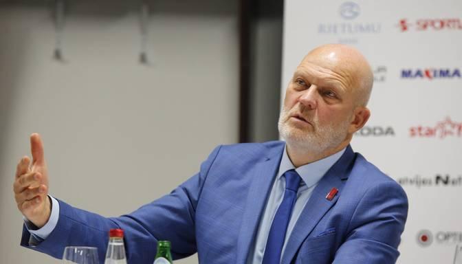 Koziols pametīs LHF ģenerālsekretāra amatu, lai varētu pilnvērtīgāk strādāt IIHF
