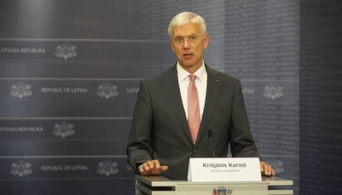 Ministru prezidents aicina iedzīvotājus izmantot iespēju strādāt attālināti