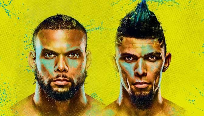 Rīgā dzimušais Miša Cirkunovs UFC Lasvegasas oktagonā cīnīsies ar poli Jotko