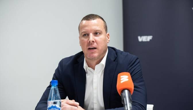"""Jahovičs atklāj, kādēļ basketbolisti """"VEF Rīga"""" piedāvājumam mēdz piekrist arī par zemāku algu"""