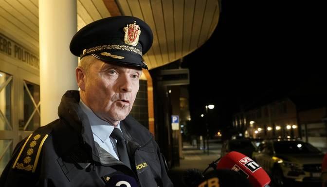 Norvēģijā ar šaujamloku bruņotais uzbrucējs identificēts kā Dānijas pilsonis