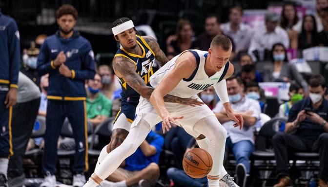 """Porziņģis NBA pirmssezonu sāk ar uzvaru pār Jūtas """"Jazz"""""""