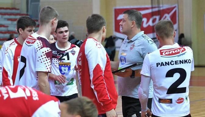 Latvijas komandas izcīna vienu punktu trijās Baltijas Handbola līgas spēlēs