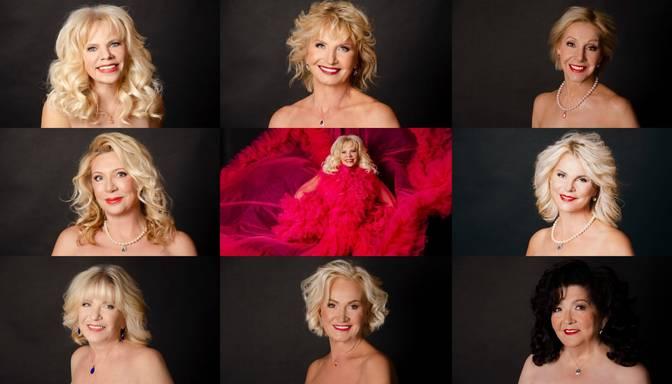 """""""Skaistumam nav vecuma limita!"""" Dāmas pēc 60 apvienojas fotoprojektā un nodemonstrē sievišķību"""