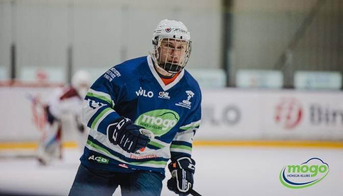 Želubovskis atzīts par OHL mēneša labāko spēlētāju