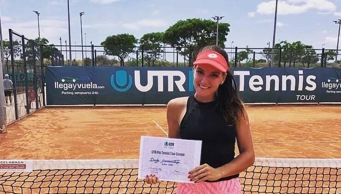 Semeņistaja izcīna savu piekto ITF titulu sezonā