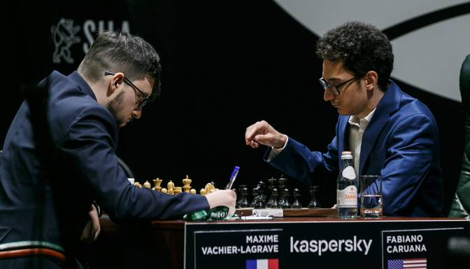 """""""Grand Swiss"""" šaha turnīrā Rīgā spēlēs ranga otrais numurs Karuana"""