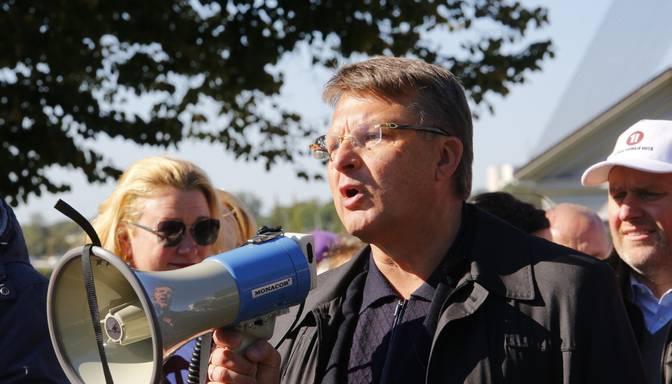 Rīgā notiks Šlesera plānotā protesta akcija