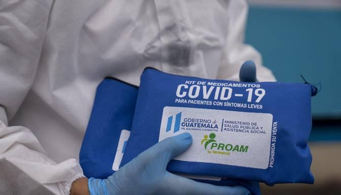 Gvatemalā piekauti mediķi un iznīcinātas Covid-19 vakcīnas