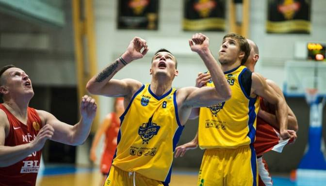Latvijas kausā basketbolā noskaidroti visi astotdaļfināla pāri