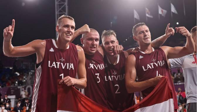 """""""Rimi Latvia"""" parakstīs sadarbības līgumu ar Latvijas 3×3 basketbola izlasi"""