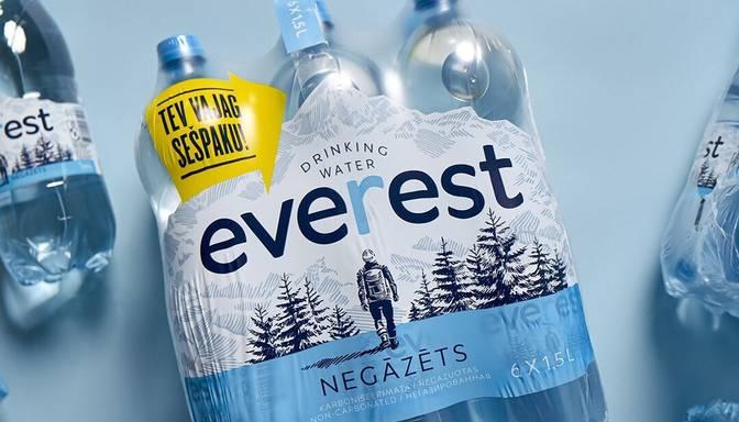 """""""Cēsu alus"""" no """"Orkla Latvija"""" iegādāsies ūdens zīmolu """"Everest"""""""
