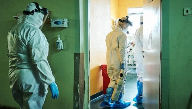Covid-19 pandēmijas dēļ Latvijā izsludināta paaugstināta gatavība veselības aprūpē