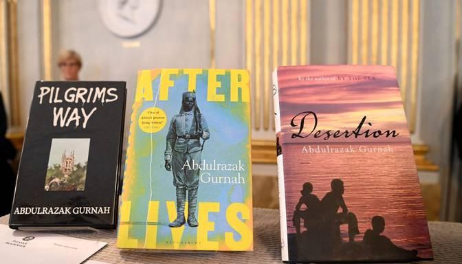 Nobela balva literatūrā piešķirta Tanzānijā dzimušajam rakstniekiem Abdulrazakam Gurnam