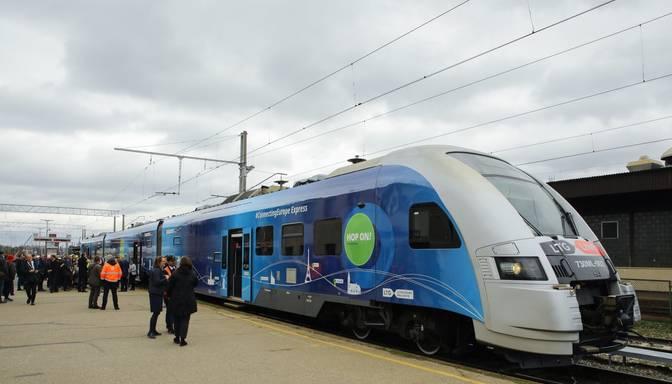"""Iedzīvotāji aicināti balsot par topošo """"Rail Baltica"""" staciju nosaukumiem"""