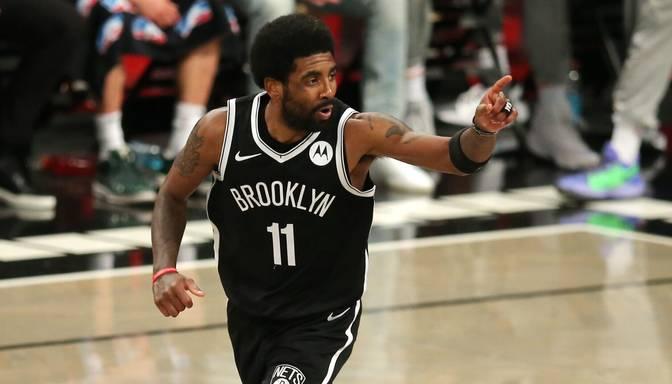 """Ērvings nepievienosies """"Nets"""" komandai, kamēr nevarēs pilnībā trenēties un spēlēt"""