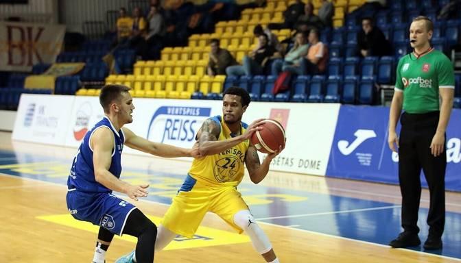 """Ar """"Ventspils"""" uzvaru sākusies Latvijas – Igaunijas Basketbola līgas sezona"""