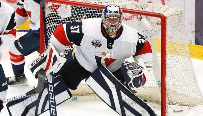 Gudļevskis ielaiž 3 ripas zaudējumā IIHF Čempionu līgas spēlē