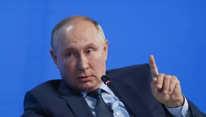 Putins aicina stabilizēt gāzes tirgu