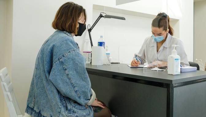 Sestdien vērojama pastiprināta iedzīvotāju interese par vakcināciju pret Covid-19