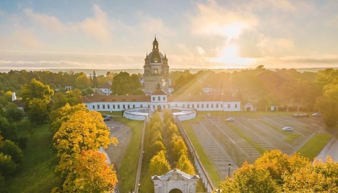Pažaisles klosteris Lietuvā saņem balvu kā Eiropas labākā filmēšanas vieta