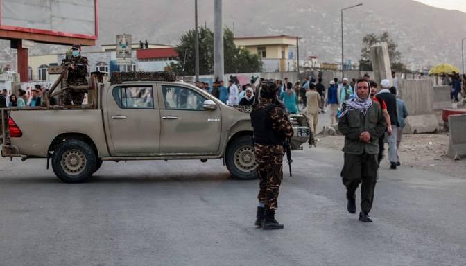 """""""Taliban"""" paziņo, ka Kabulā iznīcināta """"Islāma valsts"""" šūniņa"""