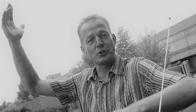 Mūžībā devies aktieris Guntis Skrastiņš