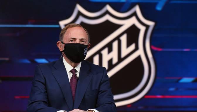 Sākoties jaunajai NHL sezonai pret Covid-19 nav vakcinējušies tikai četri spēlētāji