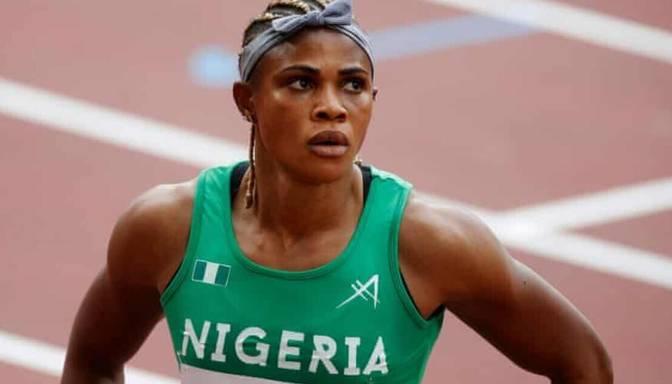 Nigērijas sprintere Okagbare apsūdzēta trīs antidopinga pārkāpumos